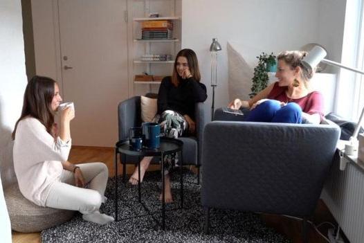 por qué tantos jóvenes en suecia viven solos